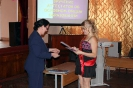 Вручение аттестатов 9 классу. 19.06.2014 .