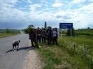 Туристический поход по Липецкой области. 12-19.06.2014г.
