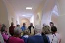 Посещение школы туристами из Швеции. 27.08.2014г.