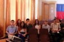 Вручение аттестатов 11 классу. 26.06.2015г.