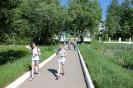 Ответный визит школьников Lew-Tolstoi-Grundschule в Яснополянскую школу. 3.06.2015г.